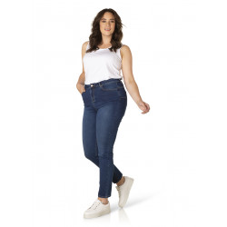 Jeans Joya blauw