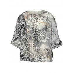 Dubbel-laags blouse