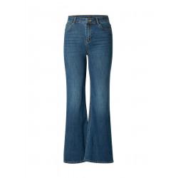 Jeans met flairpijp