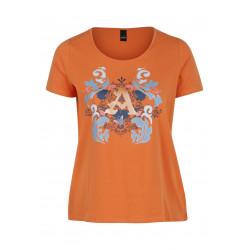 Shirt mandarijn